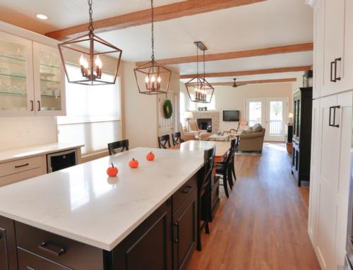 Inspired Kitchen Remodel